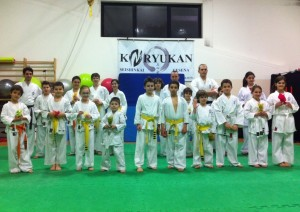 il gruppo Young Tigers